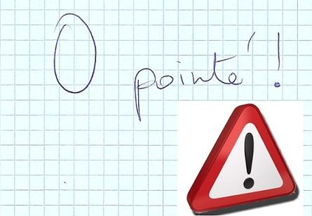 0 pointe 1